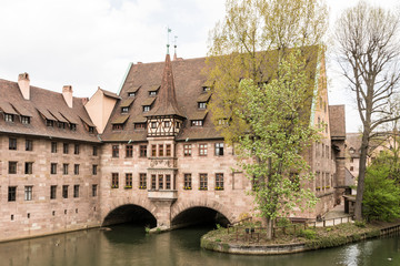Heilig-Geist Spital in Nuremberg