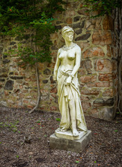 Duke Farms Statue 1