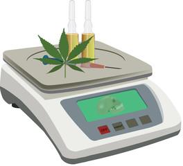 peso della droga