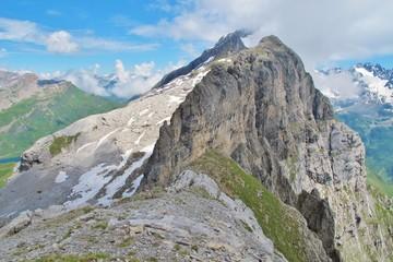 Gipfel in den Gadmer Dolomiten