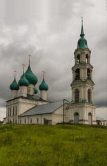 old orthodox temple