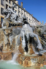 The Bartholdi Fountain