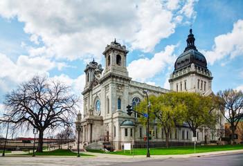 Basilica of Saint Mary in Minneapolis, MN