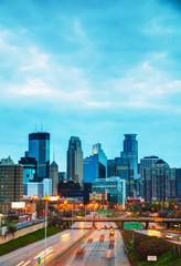 Downtown Minneapolis, Minnesota