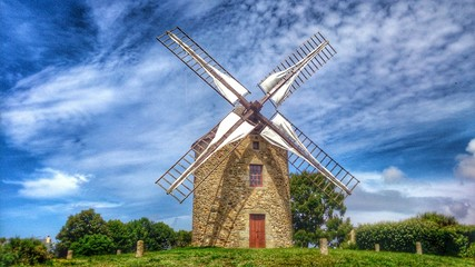 Moulin hdr