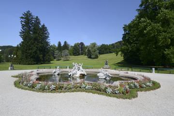 Bad Ischl - Kaiservillenpark