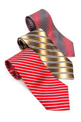 three tabby necktie
