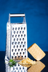 cheese and grater