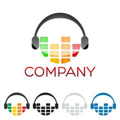 логотип музыка