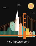 San Francisco California USA. - 67842956