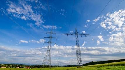 Zeitraffer - Energieversorgung