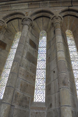 Mont St Michel Abbey France