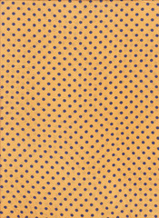 Yellow purple polka dotted texture