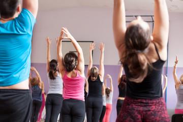 yoga sun salution