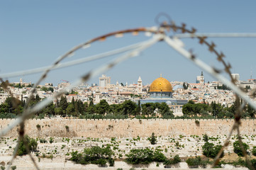 conflicts in Jerusalem israel