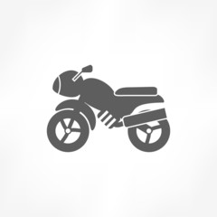 motorcycle icon