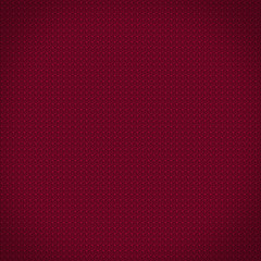 Red metal texture abstract  background with vignette