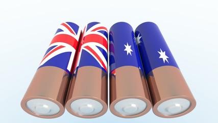 Batteria Australia