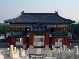 prayer place of ancient Chinese emperor