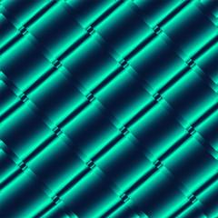 Dark Blue metal background texture of aluminum sheet