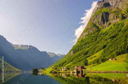 Nærøyfjord in Norway - 67859763