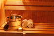 Wellness und Spa in der Sauna - 67860157
