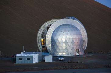 Telescope (the CSO) on the summit of Mauna Kea, Hawaii.