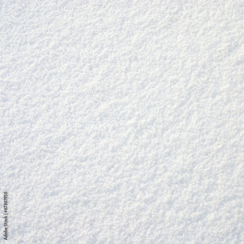 Leinwandbild Motiv snow background texture