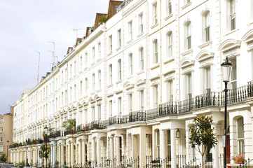 Terraced Houses, London