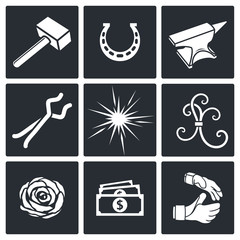 Forge Icon set