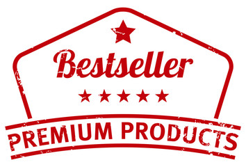 bestseller products stamp
