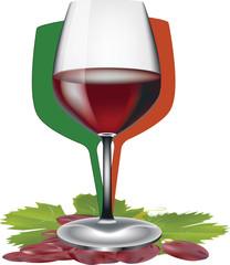 logo vino italiano