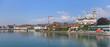 Leinwandbild Motiv Slothurn cityscape