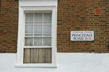 Princedale Road, W11, West London