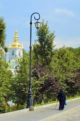 Kiev Lavra church Pechersk