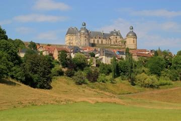 Château de Hautefort.