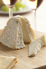 Fresh  Pouligny St. Pierre cheese