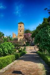 Odaya morocco garden
