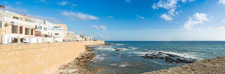panorama of Alghero