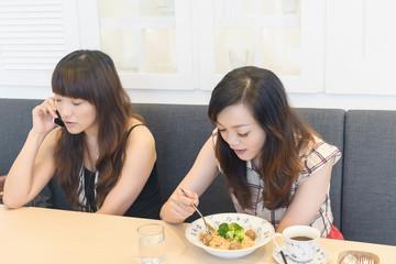 restaurant scenery
