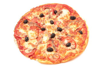 pizza napolitaine