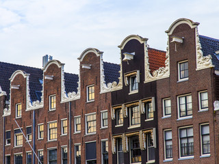 Amsterdam, the Netherlands, Typical architectural details