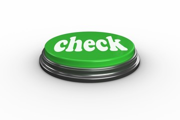 Check against digitally generated green push button