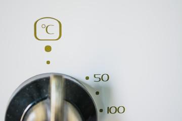 oven closeup