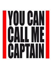 You can call me Captain Logo Design