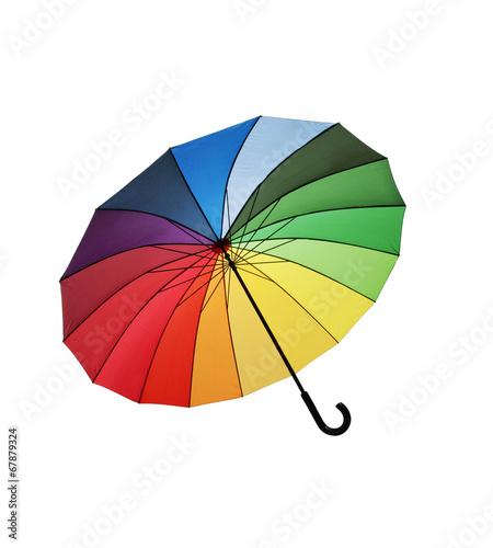 Regenschirm Regenbogen - 67879324