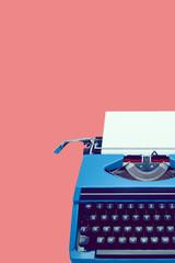 classic vintage typewriter