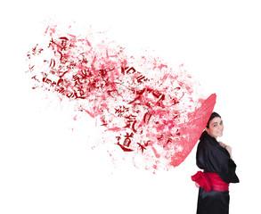 explosive geisha
