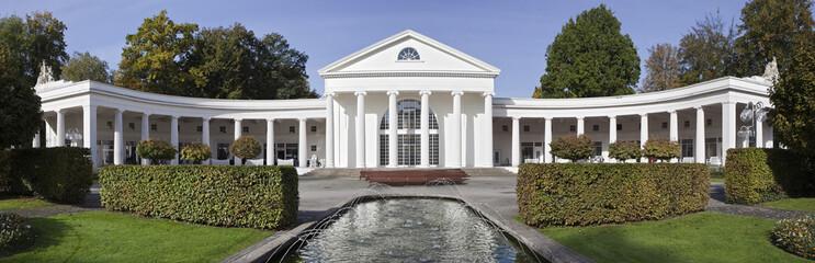 Kurpark Bad Oeynhausen Wandelhalle ca. 1853