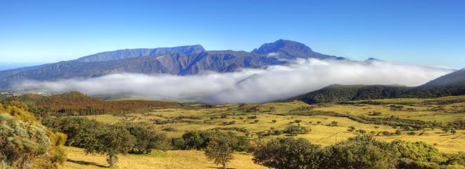 Piton des Neiges, La Réunion.